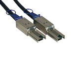 Кабель Mini SAS Cable, SFF-8088 to SFF-8088, длина 2 метра
